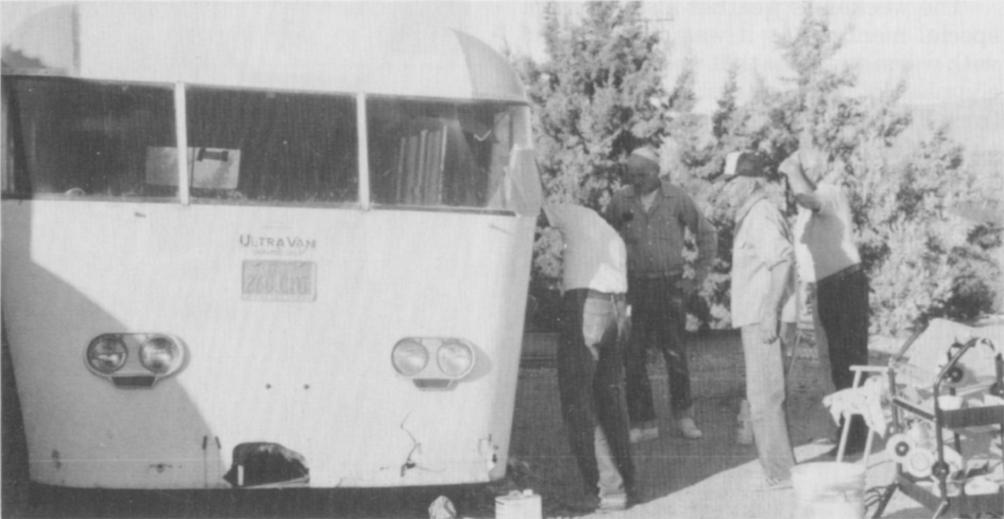 1993 High Desert Rally