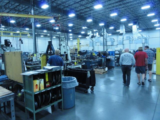 Blueprint factory