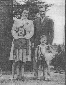 Dave Lucille Patsy Dave ~1940