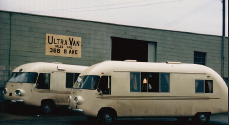 Ultra Van Production Oakland, CA