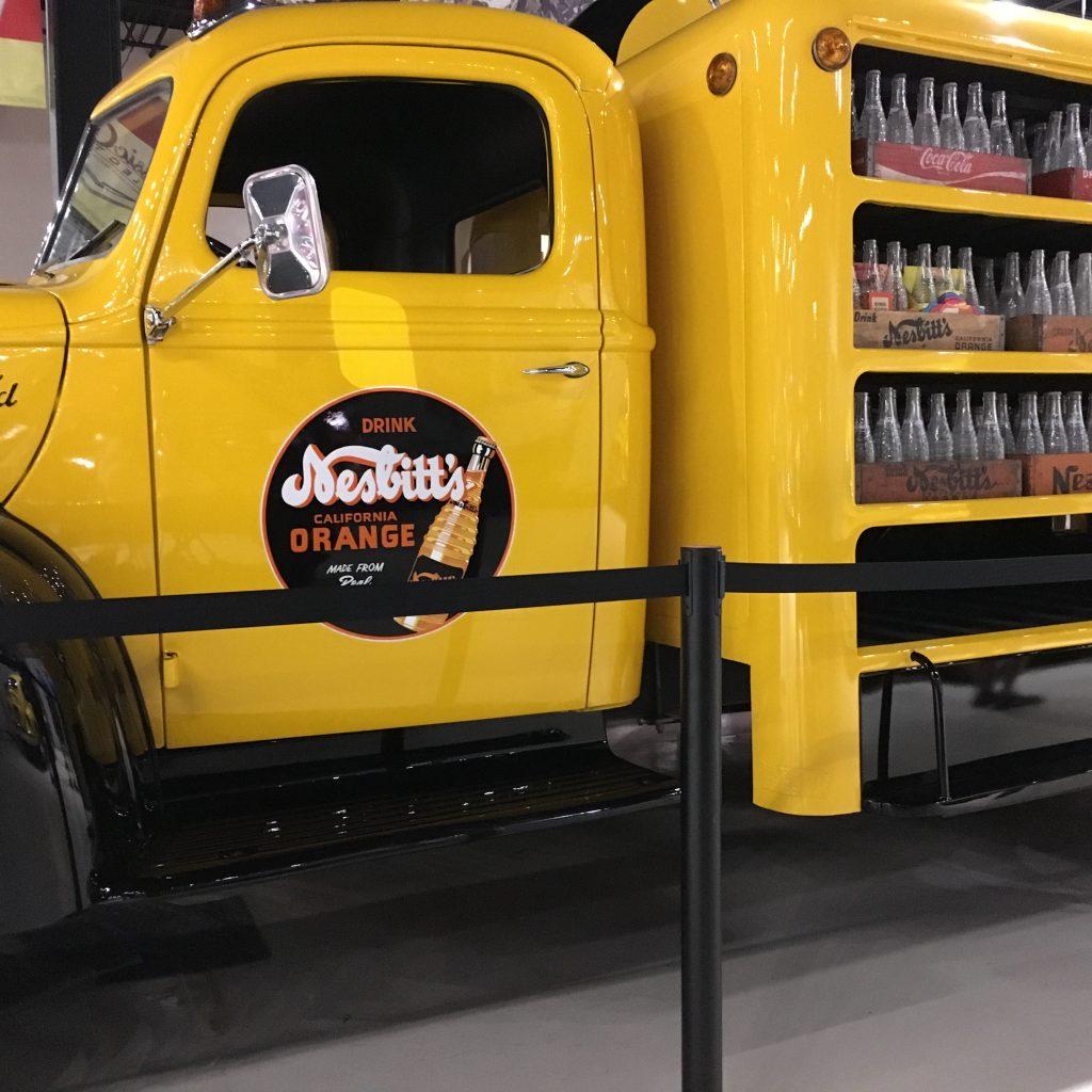 museum car display 21