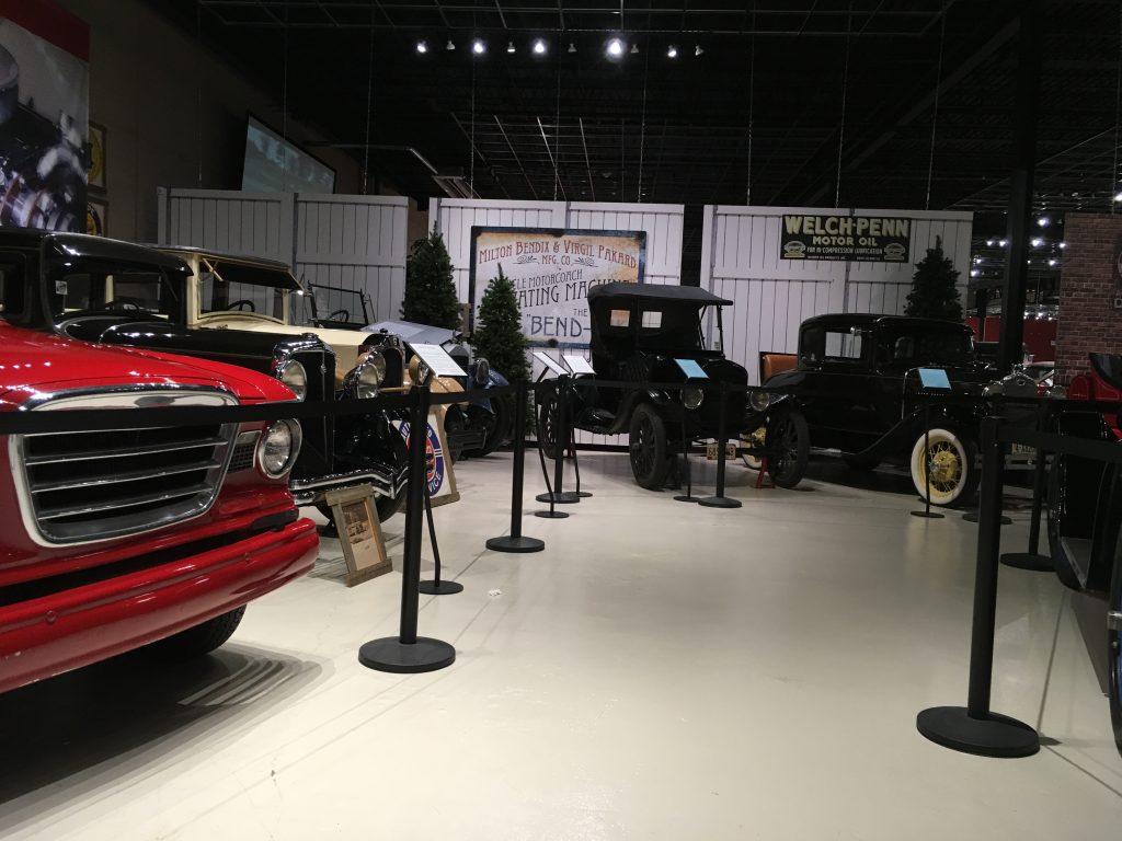 museum car display 19