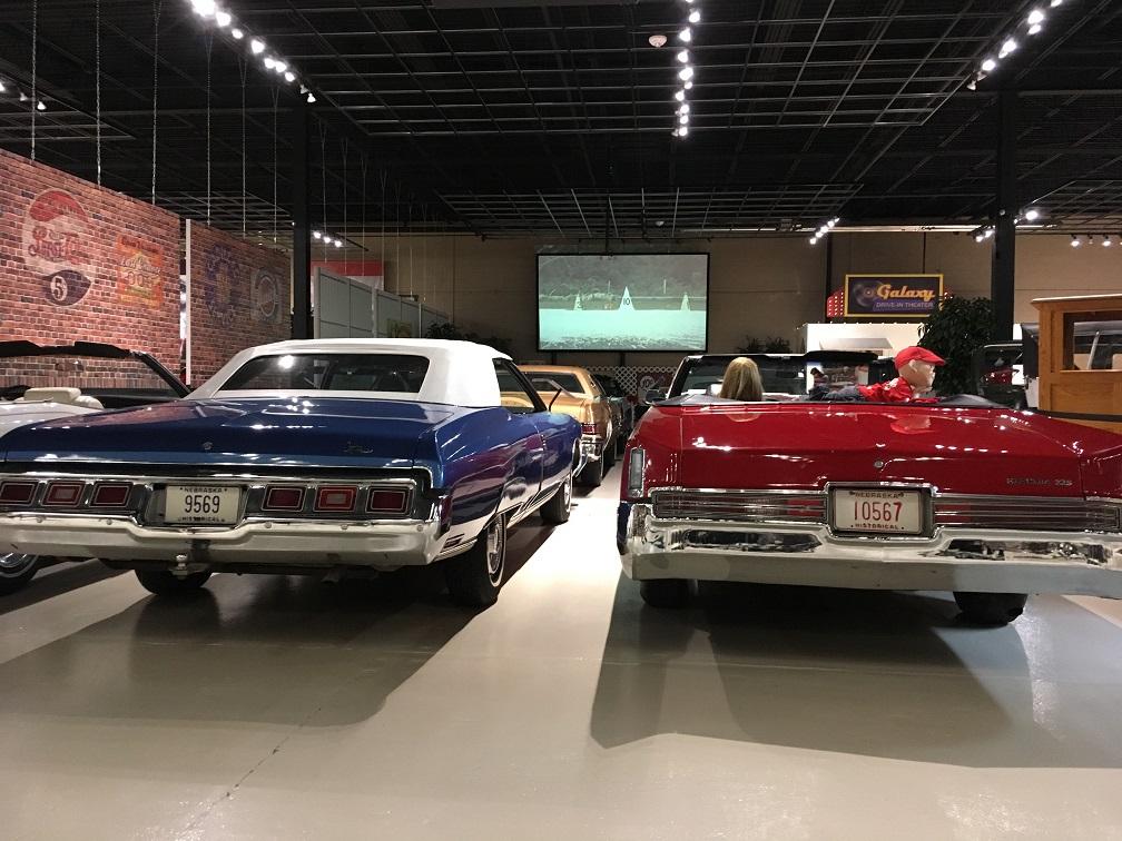 museum car display 15