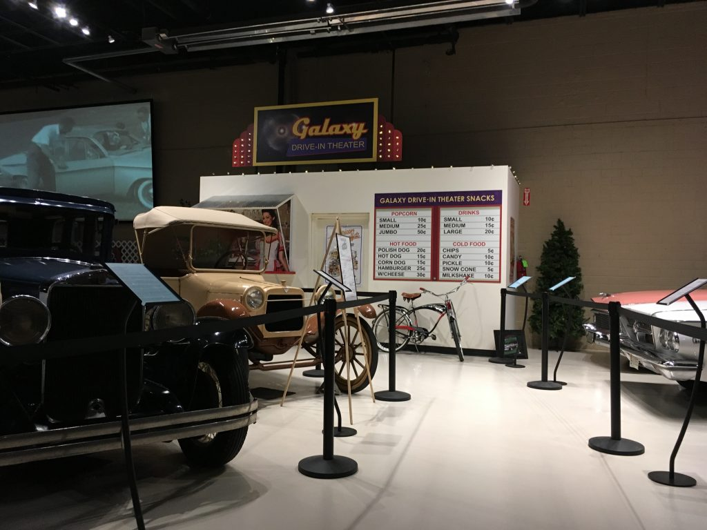 museum car display 12