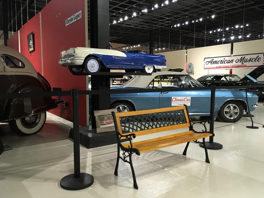 museum car display 11
