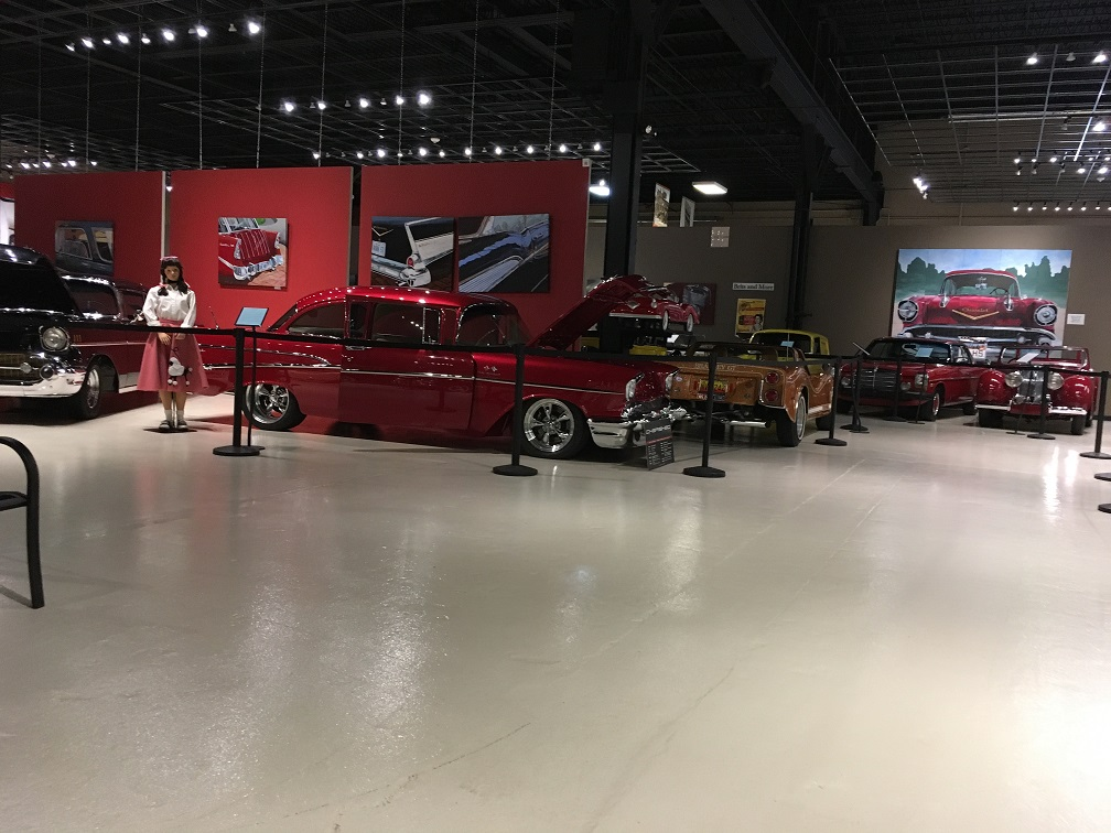 museum car display 9