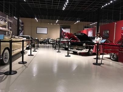 museum car display 8