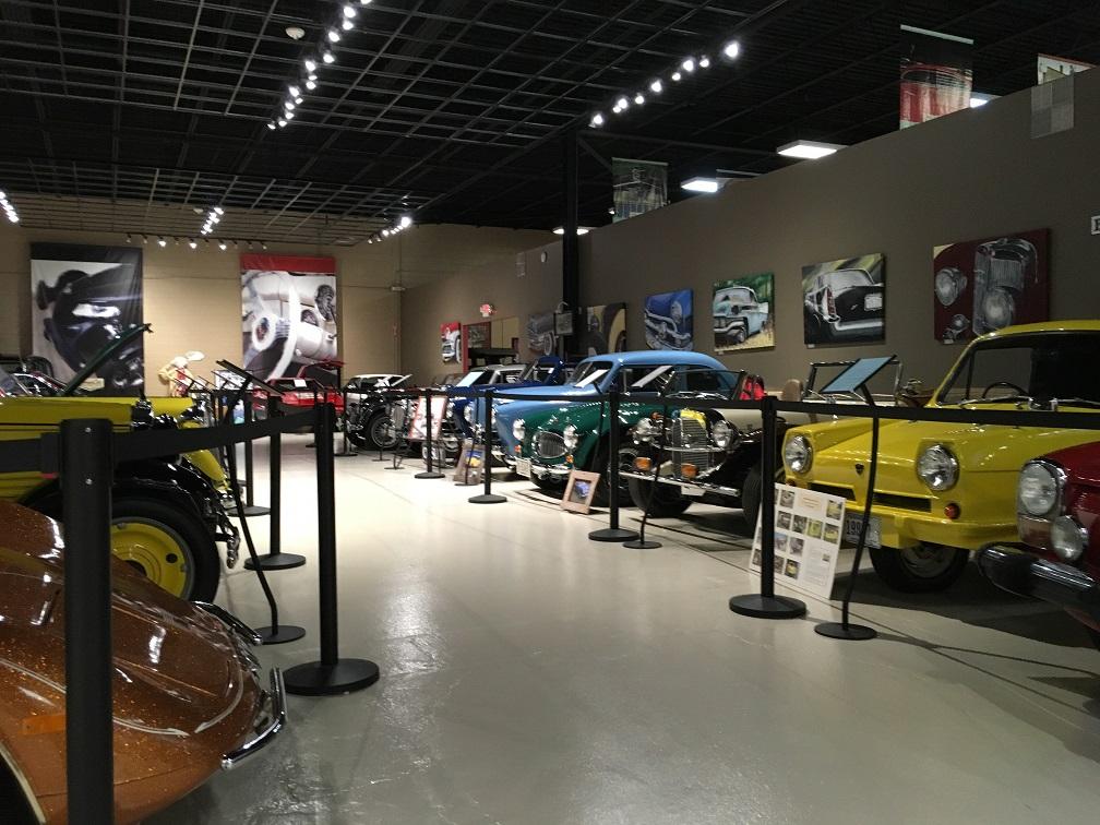museum car display 7
