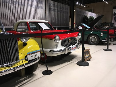 museum car display 6