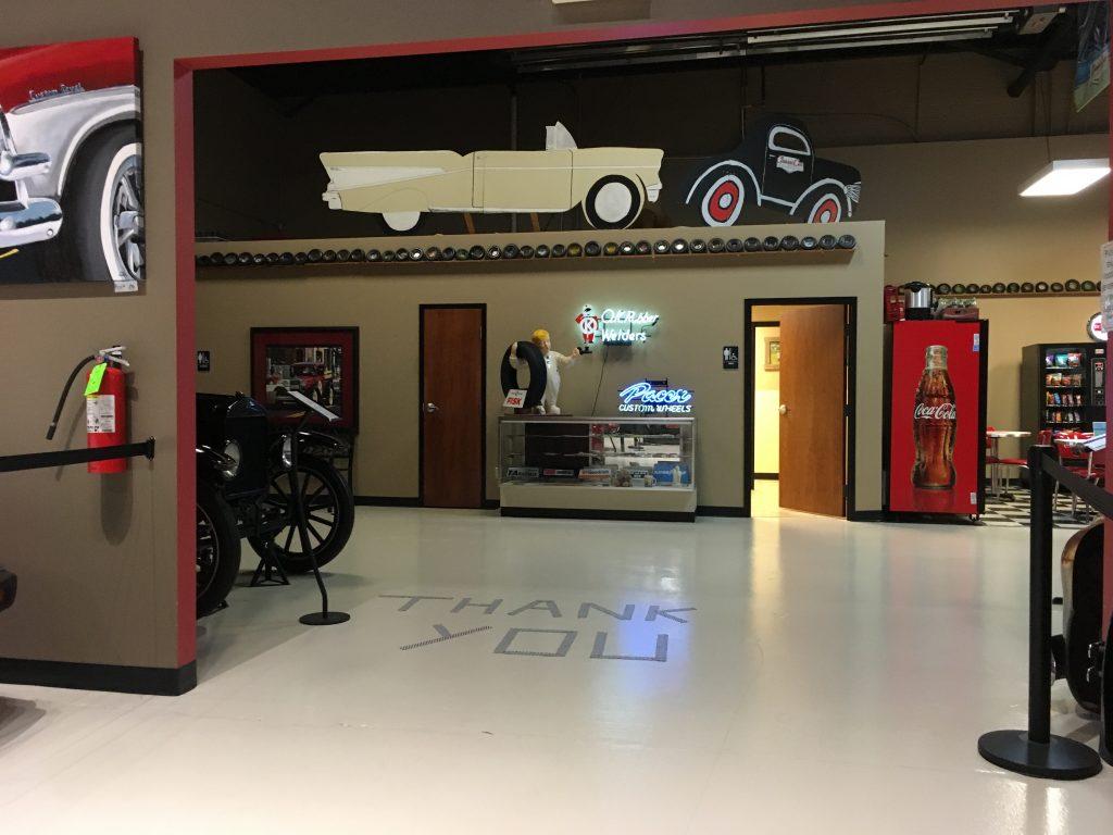 museum car display 5