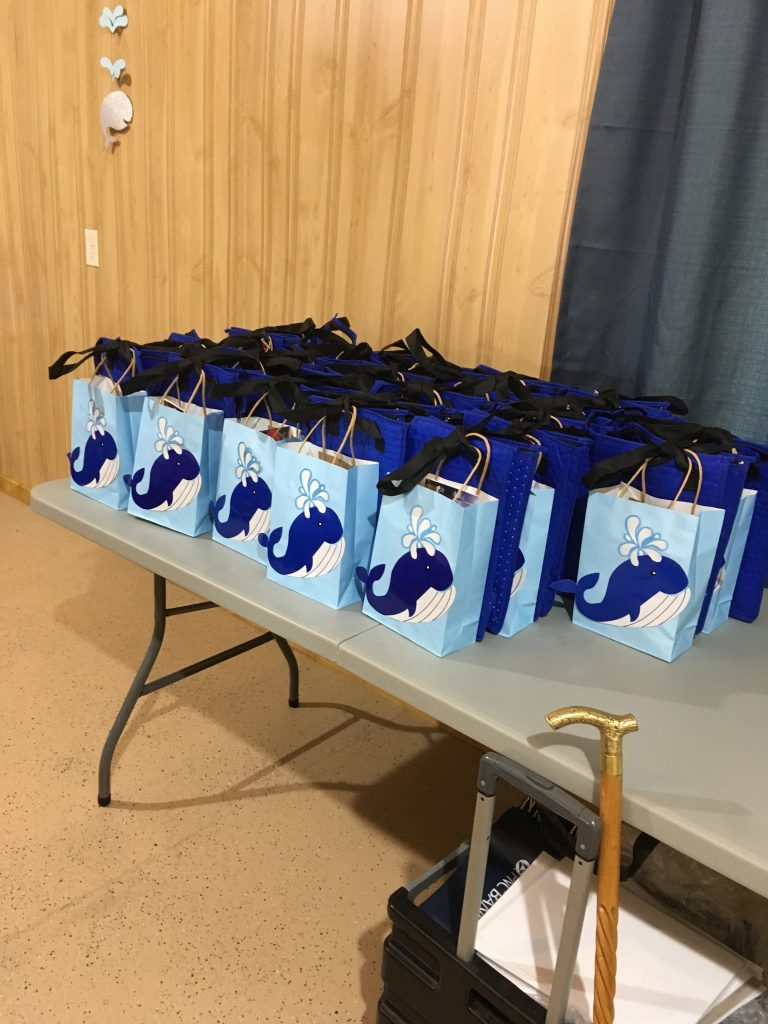 Rally Gift Bags