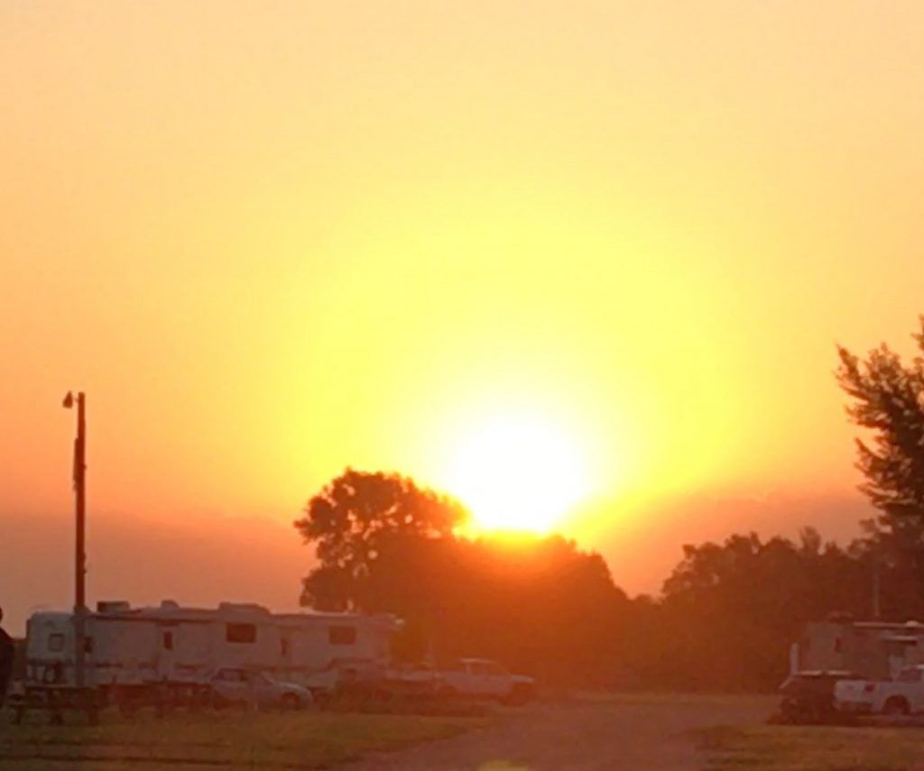 A couple of sunrises 2