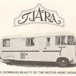 Tiara brochure cover