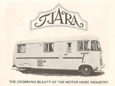 Tiara brochure cover