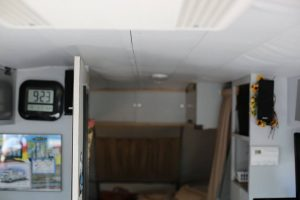 Ultra Van Interior