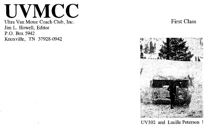 UVMCC Newsletter image