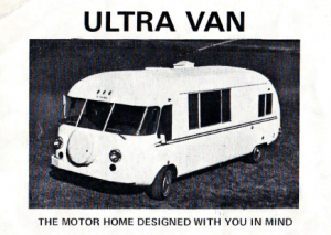 Ultra Van Designed with you in mind
