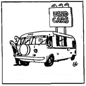 Used Cars Cartoon