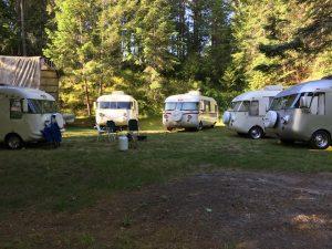 Ultra Van Group photo Western Rally 2018