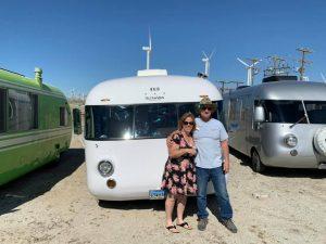 Western Rally Chuck & Cyndi Hanson