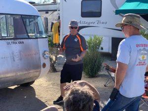 Western Rally Tech Talk Pat Jennings