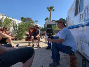 Western Rally Tech Talk Chuck Hanson