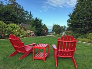 Resort Seats on Vancouver Island