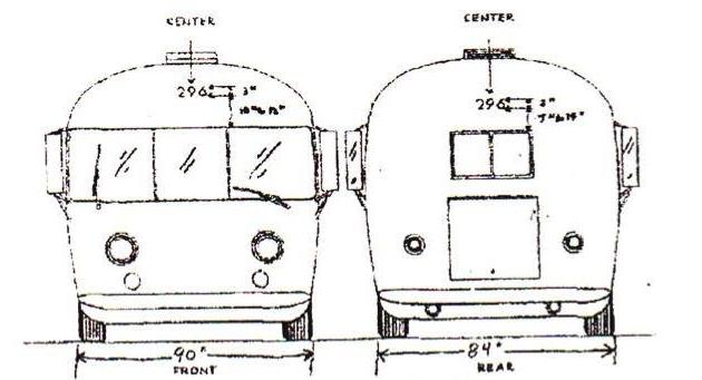 Ultra Van Wheel Width Dimensions