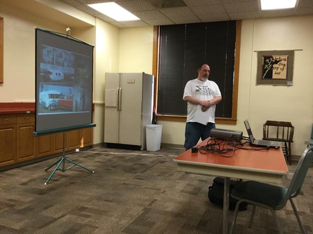 Owen museum presentation