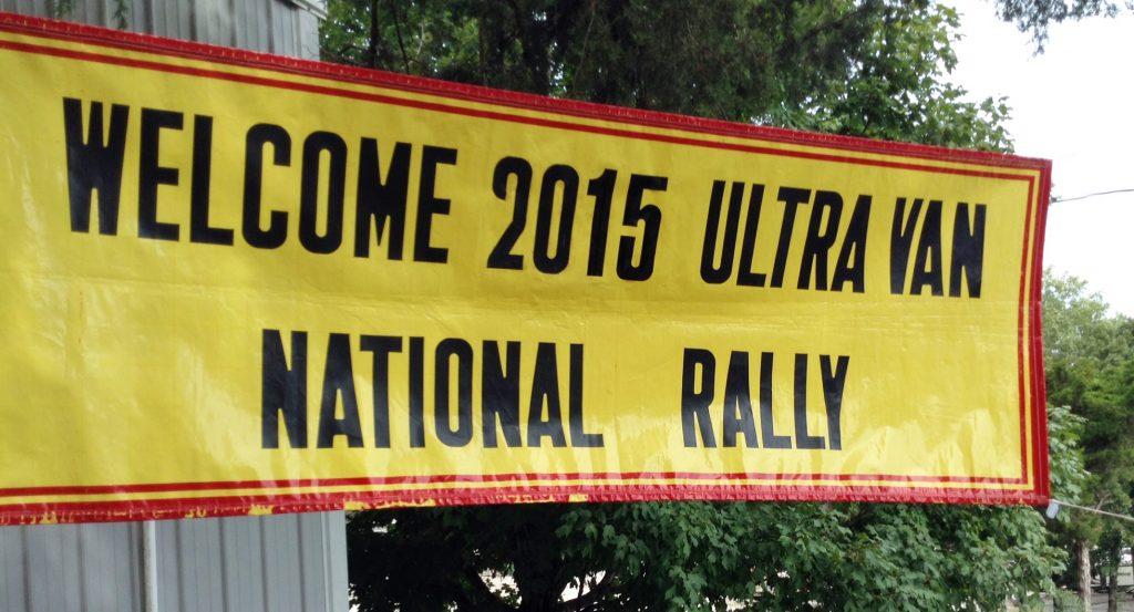 2015 Rally sign
