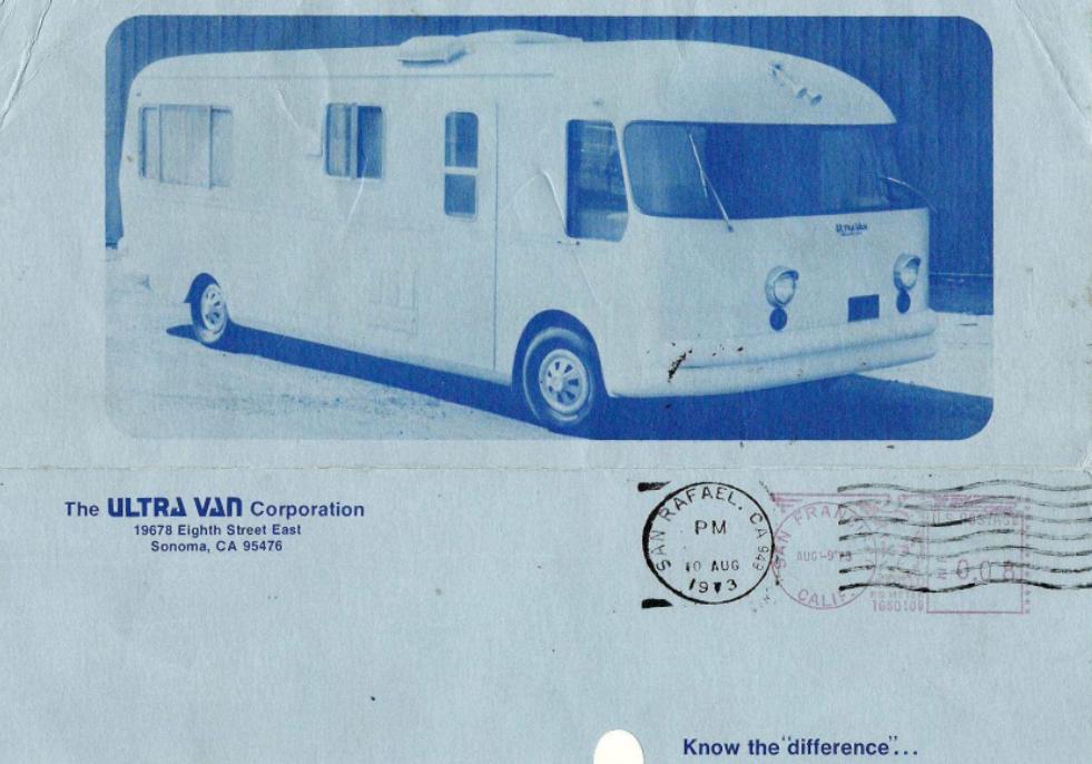 super Ultra Van Flyer