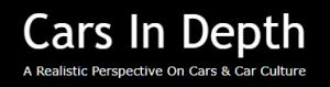 Cars in Depther website logo