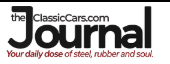 The Classic Cars Journal website logo