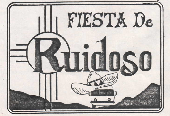 Ruidoso National Rally Logo