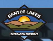 Santee Lakes Logo