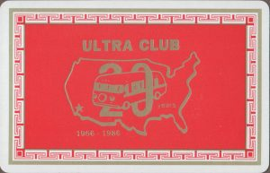 1986 playing cards red