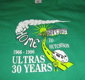 1996 Hutchinson shirt