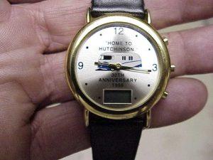 1996 Hutchinson watch