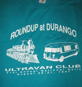 1997 Durango shirt