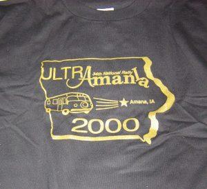 2000 Amana shirt