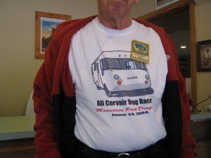 2004 Corsa Lexington shirt