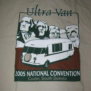 2005 Custer shirt