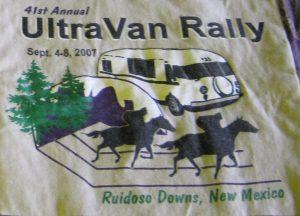 2007 Ruidoso Downs shirtQ