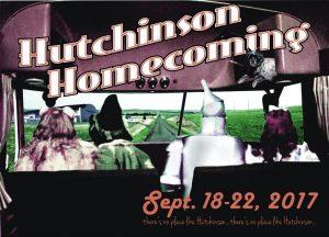 2017 Hutchinson shirt art back