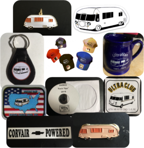 merchandise collage
