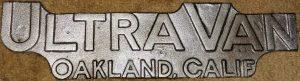 Oakland emblem