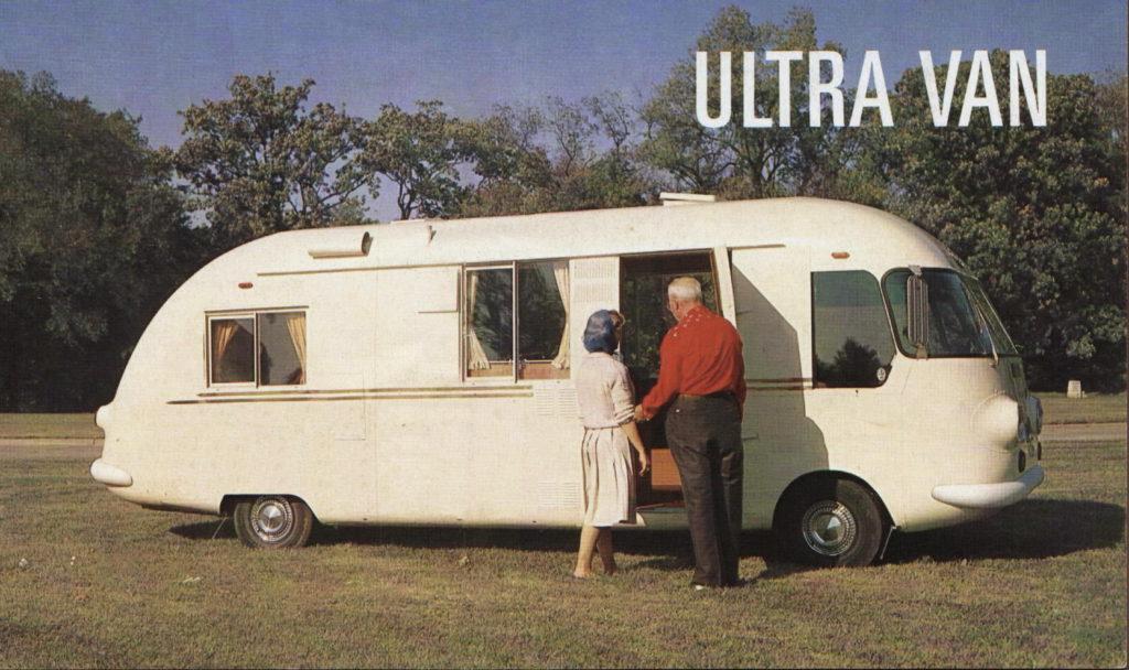 17th Ultra Van brochure cover