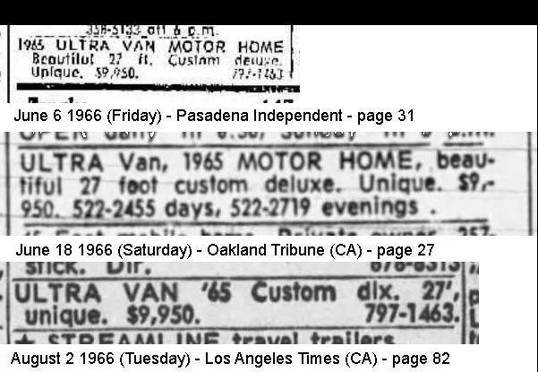 1966 Ads