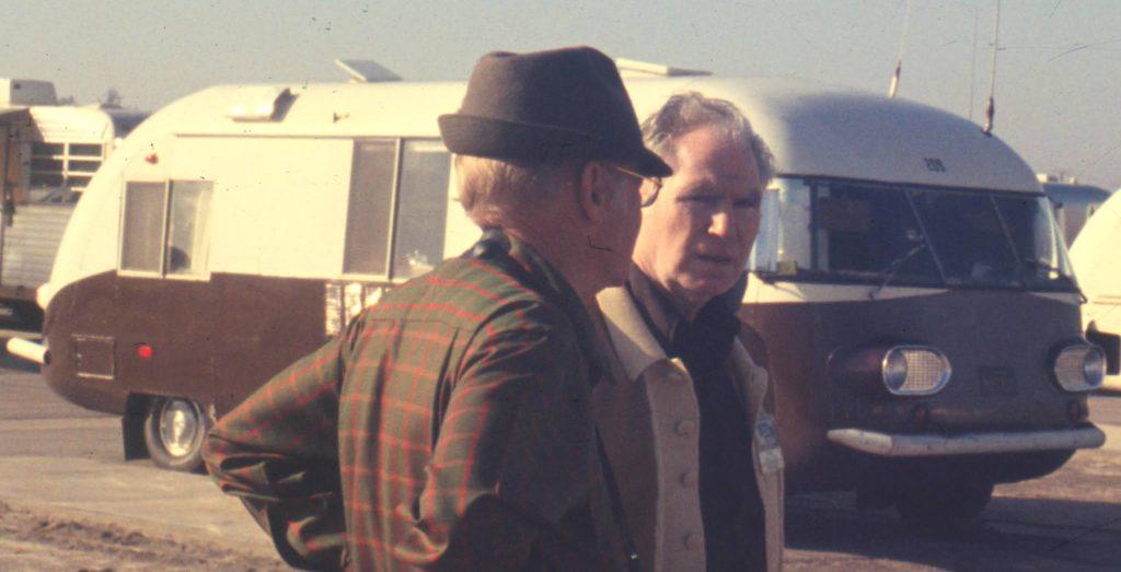 Hemet CA, January 1974