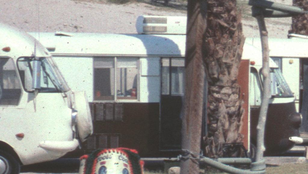 Lake Cahuilla CA, April 1976